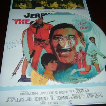 the big mouth 1967 dvd jerry lewis