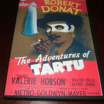 the adventures of tartu 1943 dvd robert donat