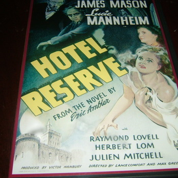 hotel reserve 1944 dvd james mason