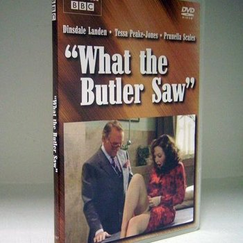 What The Butler Saw (1987) A Joe Orton tv adaptation. (Uncut)