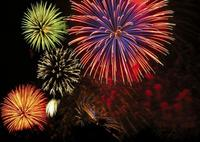 Local firework displays