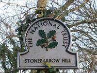 Stonebarrow Hill (NT) near Charmouth