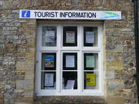 Tourist Information Office, Axminster