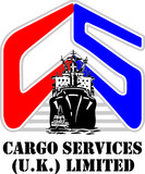 Cargo Services (U.K.) Ltd. new company logo, 2000