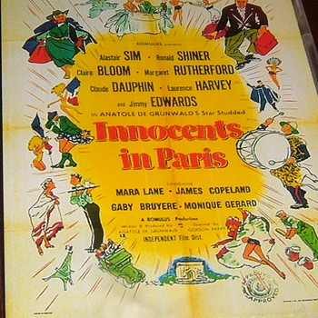 innocents in paris 1953 dvd alastair sim