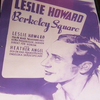 berkeley square 1933 dvd leslie howard
