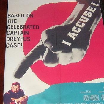 i accuse ! 1958 dvd  anton walbrook