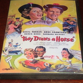 tony draws a horse 1950 dvd cecil parker