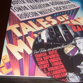 tales of manhattan 1942 dvd wc fields