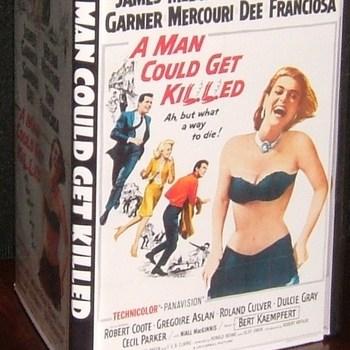 a man could get killed 1966 dvd james garner