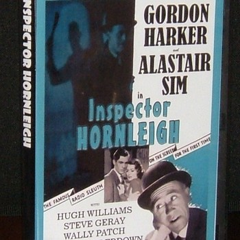 inspector hornleigh 1939 dvd gordon harker