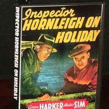 inspector hornleigh on holiday 1939 dvd gordon harker