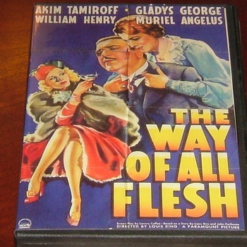 the way of all flesh 1940 dvd akim tamiroff