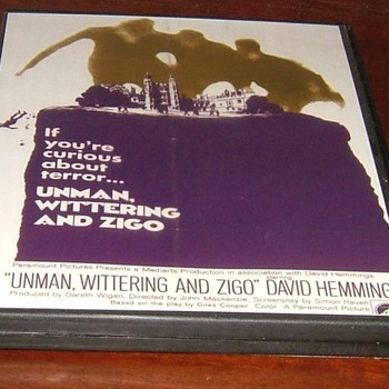 unman, wittering and zigo 1971 dvd david hemmings letterbox