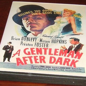 a gentleman after dark 1942 dvd  william powell