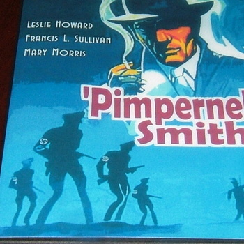 pimpernel smith 1941 dvd leslie howard