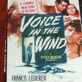 voice in the wind 1944 dvd francis lederer