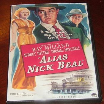 alias nick beal 1949 dvd ray miland