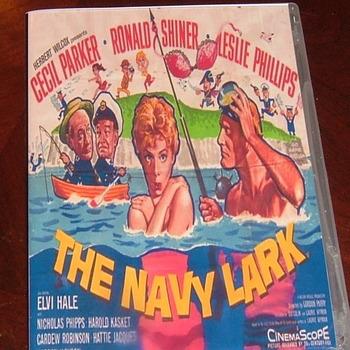 the navy lark 1959 dvd