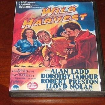 wild harvest 1947 dvd alan ladd
