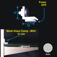 Metal Glass Clamp - MGC
