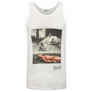 Men's Topless Stori Vest