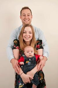 Family Photo on canvas!