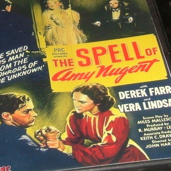 the spell of amy nugent 1941 dvd derek farr