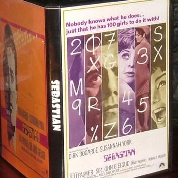 sebastian 1968 dvd dirk bogarde