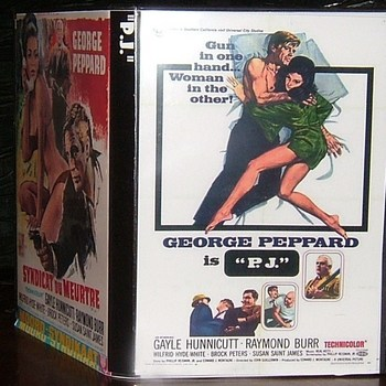 p.j. dvd 1968 uncut george peppard