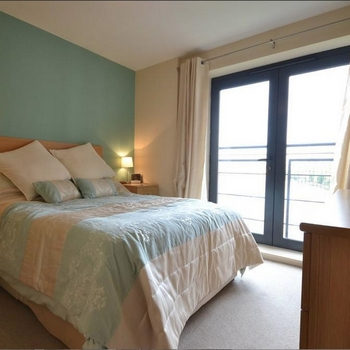 Renting in Cardiff - 2 bedroom apartment for rent in Cardiff Bay  - 2 double bedrooms, private balcony, water views, dedicated parking