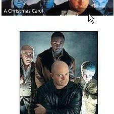 A CHRISTMAS CAROL (2000) Ross Kemp. Rare!