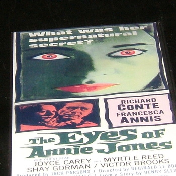 the eyes of annie jones 1964 dvd richard conte