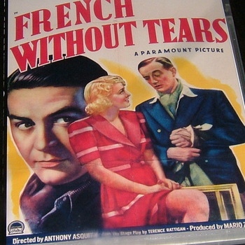 french without tears 1940 dvd ray milland