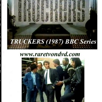 TRUCKERS (1987) BBC SERIES. Stars James Hazeldine