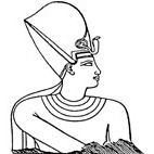 Ancient Egyptian Rubber Stamp (Available in 3 sizes) from £6.89