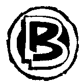 Beaver Initial Rubber Stamp (Available in 3 sizes) from £6.89