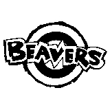 Beavers Logo Rubber Stamp (Available in 3 sizes) from £6.89