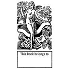 Belongs to. . Nymph Rubber Stamp (Available in 3 sizes) from £6.89
