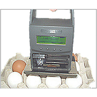 JetStamp 790e for Stamping Eggs