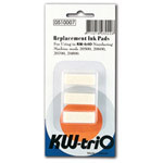 Replacement pads for REINER/REXEL/KW stamps