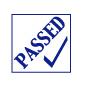 Passed Stamp - HS006