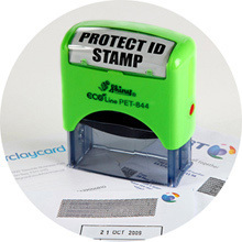 Protect ID Stamp