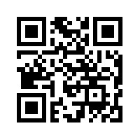 QR Location Self-inking Rubber Stamp