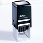 Self-inking Dater S-530D 30 x 30mm