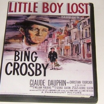 little boy lost 1953 dvd bing crosby