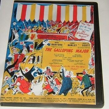 the galloping major 1951 dvd basil radford