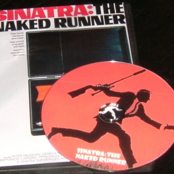 the naked runner 1967 dvd frank sinatra