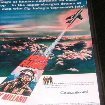 high flight 1957 dvd ray milland