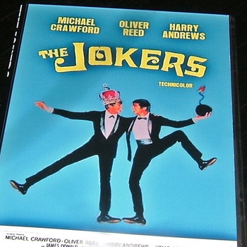the jokers 1967 dvd oliver reed